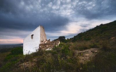 Vieja casa derruida